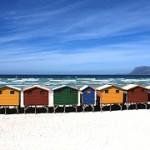 Strandcabines
